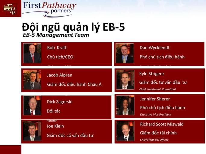 Dự án eb5